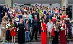 Настъпи дългоочакваната вечер за абитуриентите на Златаровската гимназия