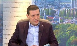 Илиан Тодоров е назначен за областен управител на Софийска област