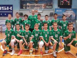 Сребърни медали за 12-годишите на Балкан