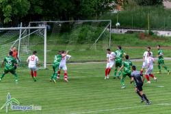 Футболистите губят от Германея, ненавършил 15 години вратар дебютира за Балкан