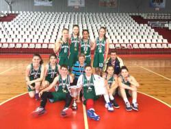 Ботевград с две титли от Ученическите игри по баскетбол