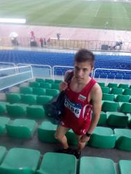 Николай Начев с втори бронзов медал от държавен шампионат