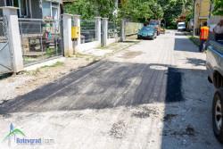 Започна изкърпването на дупки по уличната мрежа на Ботевград