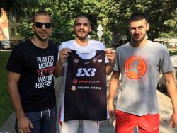 Трио от Правец на силен 3х3 турнир в Белград