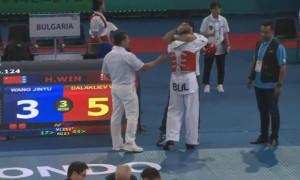 Страхотно: Владимир Далаклиев с медал от световното!