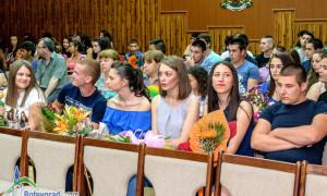 "Зрелостниците на ПГТМ ""Христо Ботев"" получиха дипломите си за средно образование"
