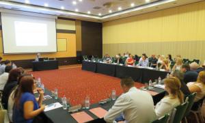 Проведе се съвместно заседание на Регионалния съвет за развитие и Регионалния координационен комитет на Югозападен район