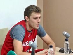 Везенков: Надявам се да стана вторият българин в НБА, не очаквах Бруклин да ме избере