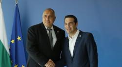 Борисов след срещата с Ципрас и Вучич: Трите народа заедно сме десет пъти по-силни
