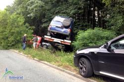 Автовоз с три автомобила катастрофира  на Е-79 в района на Новачене