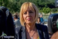 Омбудсманът Мая Манолова продкрепи протестиращите на Жерково