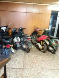 Повече от 15 мотопеда са прибрани в полицейското управление в Ботевград