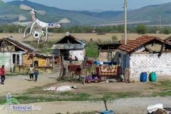 С дрон срещу незаконните строежи
