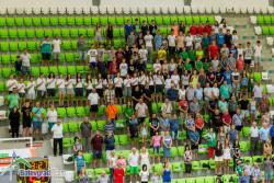1000 лева за кош от центъра и още награди за феновете на мача с Беларус в Ботевград