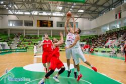 Националите с категоричен успех над Беларус в Арена Ботевград