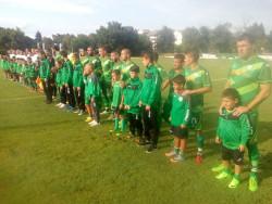 Футболистите на Балкан ще играят контрола с израелски тим