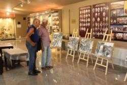 Изложбата с картини от пленера по изобразително изкуство ще продължи един месец