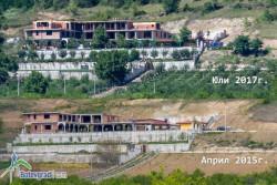 Туристическата къща в семейното имение на бившия кмет добива вид на солиден хотел