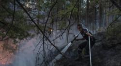 Огненият ад край Кресна продължава. Евакуират село Влахи