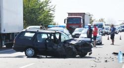 79-годишен шофьор навлезе в насрещното в Бургас, петима са в болница