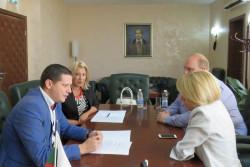 """Областната администрация на Софийска област и сдружение """"Дива земя"""" подписаха Споразумение за сътрудничество и партньорство"""