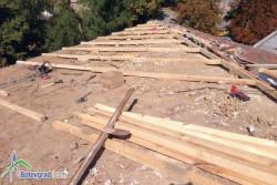 Ремонтират покрива на блок 2 на МБАЛ - Ботевград