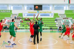 Победа над Блокотехна в първия мач в Ботевград
