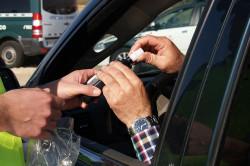 26-годишен бе заловен да шофира с 2,41 промила
