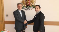 България и Иран ще разширят търговско-икономическите си взаимоотношения