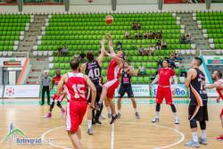 Динамик Белград спечели с 1 точка срещу Работнички