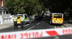 Лондон е под обсада след терора в метрото