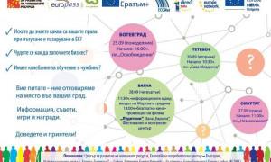 Европейски потребителски център открива еднодневен информационен щанд в Ботевград