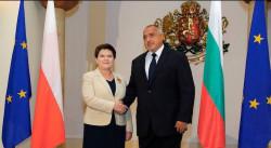 Бойко Борисов: Ние с Полша сме от една черга