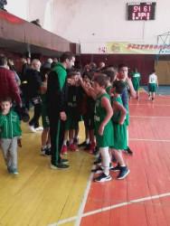 И двата отбора на 12-годишните на Балкан започнаха с победи