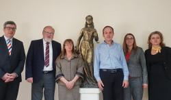Германски прокурори на работно посещение в Софийска окръжна прокуратура