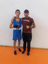 Боксьорът Румен Димитров със златен медал