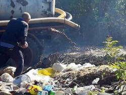 Автоцистерна изхвърли отпадни води и фекалии до река Чешковица