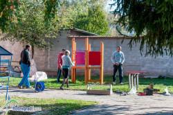 """ДГ """"Славейче"""" със седем нови детски съоръжения за игра"""