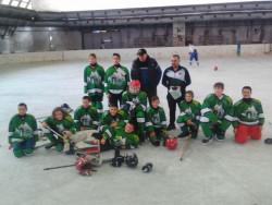 Малките хокеисти на Балкан с победа на старта на първенството