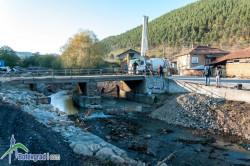 Завършиха ремонтните дейности по Босовския мост