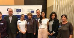 "Възпитаници на ПГПЧЕ ,,Алеко Константинов"" – млади европейци"