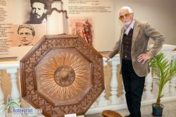 Уникални изделия от дърворезба представя нашият съгражданин Милко Влайков