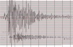 Земетресение в района на Своге - 3.4 по Рихтер