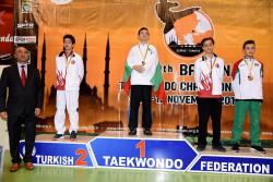 Още снимки от Балканското първенство по таекуондо в Одрин