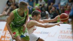 Участието на Везенков в квалификациите на националния отбор по баскетбол е под въпрос