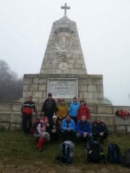 В историята остана още един поход до руските паметници в Етрополския Балкан