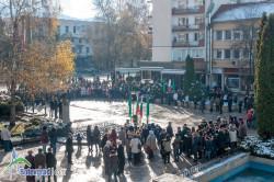 Ботевград празнува 140 години от своето освобождение и отдава почит към паметта на загиналите за свободата