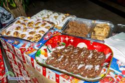 За поредна година Златаровци инициираха Коледен базар на лакомства и коледни сувенири