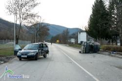 Катастрофа на пътя Ботевград - Врачеш