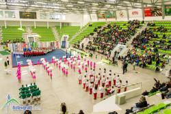 Първият турнир по акробатика в Ботевград: отличен и като резултати, и като организация